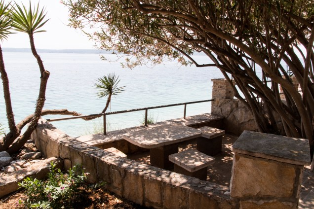 beachfront escape, Hvar, Hotel Skalinada, outdoor furniture, arboursabroad